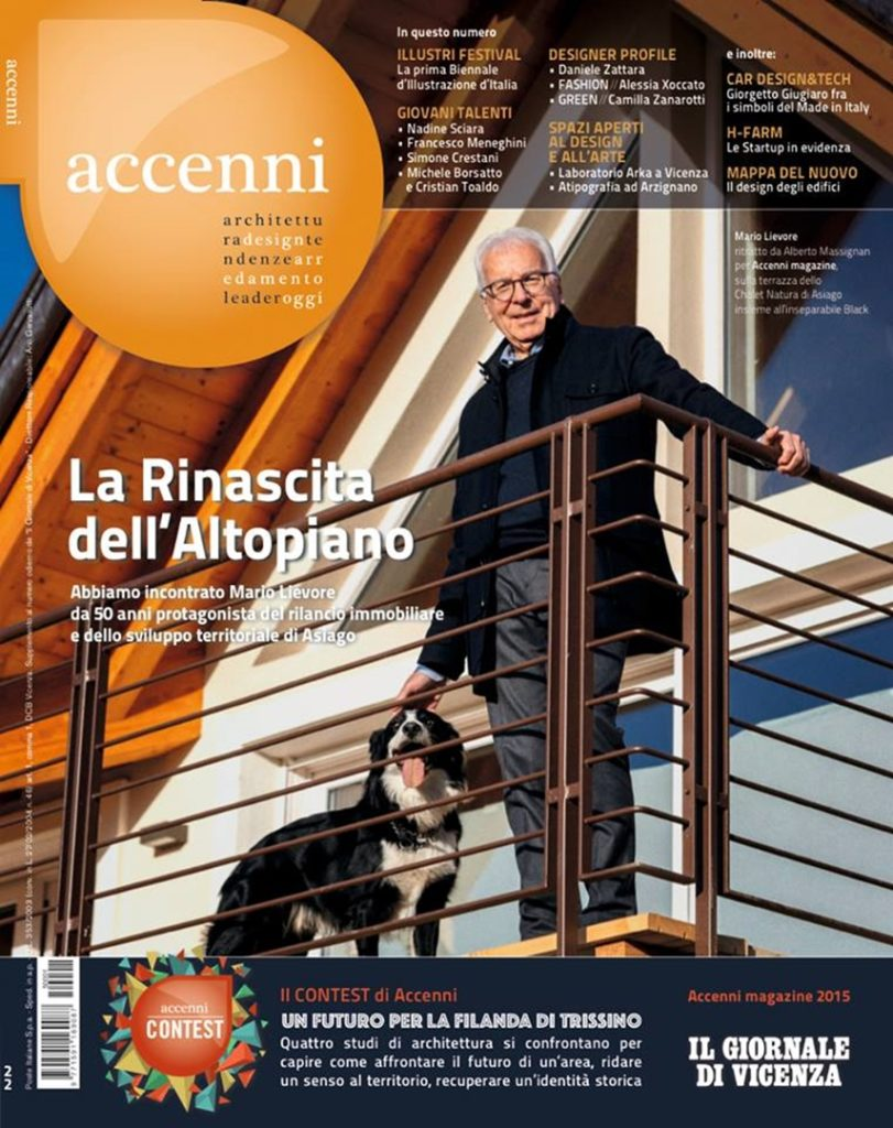 EX FILANDA BOCCHESE ACCENNI