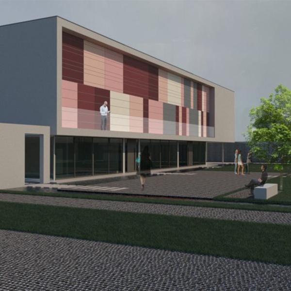 Progetto per la nuova piazza di Noventa Padovana