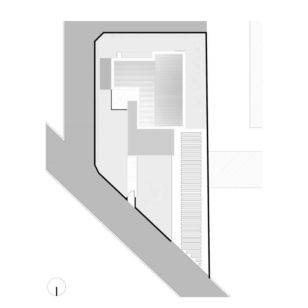 planimetria casa TH